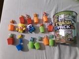 Basurillas/trash pack - foto