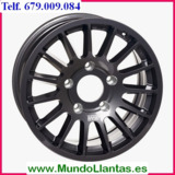 a2258  BRAID winrace S(4X4)17x8 Antracit - foto