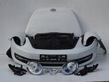 Chapa  vw beetle 5c delantero compl. cap - foto
