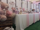 Mesa de chuches y mesa dulce - foto