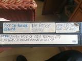vendo 2 cintas VHS musicales rock rio - foto