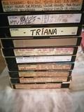 vendo un lote de 18 cintas VHS musica - foto