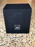 Subwoofer coche sony - foto