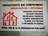 Construcción y reformas en general - foto