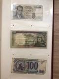 billetes de otros paises - foto