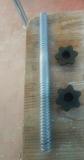 Mancuerna 20 mms (0,5kgs) cierres rosca - foto