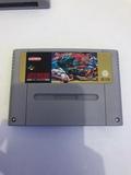 street fighter Súper Nintendo - foto