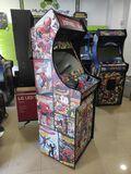 "Modelo big arcade con pantalla de 22\"" - foto"