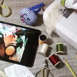 Clases de costura online - foto