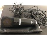 Micrófono condensador estudio - foto