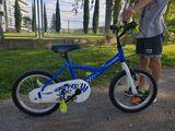 Bicicleta infantil 16 pul. 6 años - foto