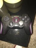 Ps3 con dos mandos y juegos - foto