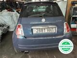 RADIO / CD Fiat 500 ber 150 2007 - foto