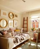 Confección de cortinas y cojines - foto