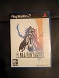 Final Fantasy VII Ps2 - foto