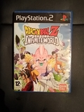 Dragon Ball Z Infinite World ps2 - foto