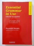 ESSENTIAL GRAMMAR IN USE | RAYMOND MURPH - foto