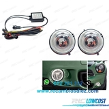 Zl8 kit luces diurnas led mini cooper (2 - foto