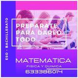 MATEMÁTICAS - foto