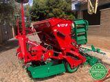 AGRO-MASZ SR300 + AGRO-MASZ GRADA RAPIDA - foto