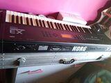 Piano sintetizador Korg x3 - foto