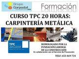 CURSO TPC DE ESTRUCTURAS METALICAS 20 H - foto