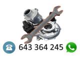 Ytn. turbo reconstruidos para motores dc - foto