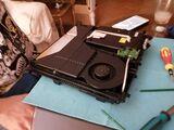 Limpieza y reparación PS4 - foto