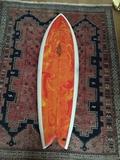 TABLA DE SURF TWIN FIN,  FISH - foto