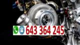 7ag5. reparacion de turbocompresor - foto