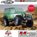 Crawler ftx outback 2 ranger 4x4 rtr - foto