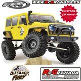 Crawler  ftx outback fury 4x4 rtr 1:10 - foto