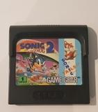Sonic 2 The Hedgehog para Game Gear - foto