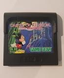 Videojuego Castle of Illusion Game Gear - foto