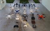 Dron Taller gimbal camara agua en dron - foto