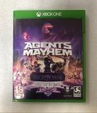 Agents mayhem xbox one - foto