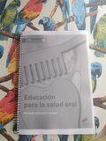 LIBRO DE EDUCACIÓN PARA LA SALUD ORAL - foto