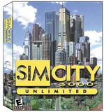 Dvd sim city 3000 juego pc world edition - foto
