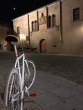 Mecánico de bicicletas - foto