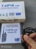 Software y cable de programacion T-UP-16 - foto