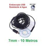 Endoscopio Camara HD con LED USB - foto
