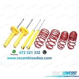 Tb5 kit suspensiÓn deportiva honda accor - foto