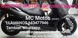 COMPRO MOTOS ACCIDENTADAS EN TERUEL - foto
