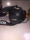 Se vende Canon EOS 1200d - foto