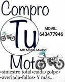 COMPRO CON TODO TIPO DE DAÑO, ROTA Y MAS - foto