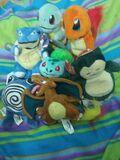 Peluches de Pokémon - foto