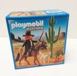 PLAYMOBIL 5251:  SHERIFF CON CABALLO - foto