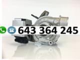 Jcgr - turbo reconstruidos para motores  - foto