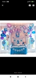 DecoraciÓn globos mesas dulces fiestas - foto