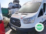 CIERRE Ford transit furgon ttg 2013 - foto